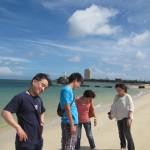 阿嘉島ツアーから帰ってまいりました! PART1   ダイブナッツブログ