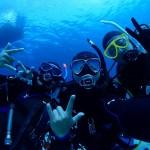 夏のような1日  瀬底島・水納島FUNダイビング   ダイブナッツブログ