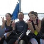 水納島の魚影が増えてきました!   水納島FUNダイビング  ダイブナッツブログ