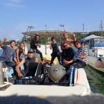 保全活動&水中部位設置の日    ダイブナッツブログ