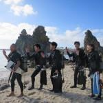 水納島からのチームツブツブ!  ダイブナッツブログ