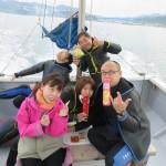 ホエール&水納島で日焼けすぎ!  ダイブナッツブログ