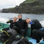 今年2回目の辺戸岬は、海ぶどうのサプライズが!!   ダイブナッツブログ