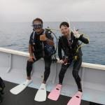 今日ももちろん水納島でダイビング!本気の水納島を見た1日    ダイブナッツブログ