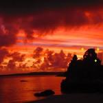 台風12号前の静けさ IN 水納島&瀬底島    ダイブナッツブログ