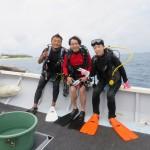 1年ぶりの水納島は・・・・いいね!   ダイブナッツブログ