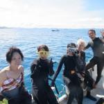 台風の影響ほぼ無しの瀬底島&水納島ダイビング!  ダイブナッツブログ