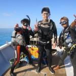 水納島と瀬底島、そして・・・・    ダイブナッツブログ
