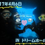 Happy Marriage Diving☆    ダイブナッツブログ