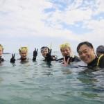 ゴリラチョップで講習&FUNダイビングチーム☆  ダイブナッツブログ