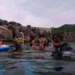 ゴリチョでシュノーケル、FUN、オープン祭り☆  ダイブナッツブログ