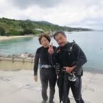 ご夫婦ダイバーズ☆今回はビーチでまったりの巻☆   ダイブナッツブログ