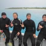 安定の透明度と沢山のマクロ生物☆水納島!  ダイブナッツブログ