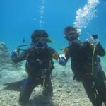 水納島でFUNダイビング&体験ダイビング☆   ダイブナッツブログ