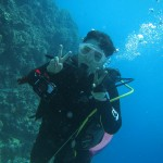 コザっちゃんとミズっさんと本部の海でFUNダイビング!  ダイブナッツブログ