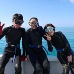 本日、体験ダイビングDAY☆  ダイブナッツブログ