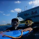 9月2日はまったりボートシュノーケル☆  ダイブナッツブログ