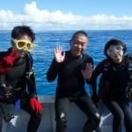 本日は体験&FUNチームで水納島ダイビング!  ダイブナッツブログ
