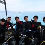 ヤングでナウい体験ダイビング漢祭り!   ダイブナッツブログ