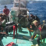 辺戸岬で男祭りダイビングの巻!  ダイブナッツブログ