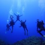 水中鍾乳洞の辺戸岬!やっぱ最高です☆   ダイブナッツブログ