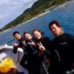 クリスマス1か月前でもまだまだ潜れる沖縄の海☆    ダイブナッツブログ