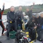 瀬底のそこのポイントと崎本部トウアカポイント☆  ダイブナッツブログ