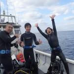 瀬底島FUNダイビング&PPB講習!  ダイブナッツブログ