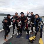 関東系の学院系のダイビングサークル的なダイバーがマジ卍   ダイブナッツ