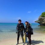 We love 水納島&北部ビーチ☆   ダイブナッツブログ