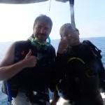 ワールドワイドに水納島&瀬底島☆   ダイブナッツブログ