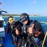 絶好調の水納島日和☆  ダイブナッツブログ