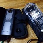 VRカメラがいまだ使いこなせず(T_T)   ダイブナッツブログ