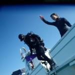 本部町ダイビング協会による安全講習会へ   ダイブナッツブログ