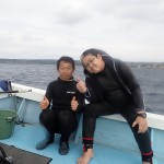 冬時期でも楽しめる☆ 伊江島FUNダイビング   ダイブナッツブログ