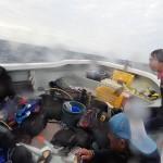水納島のレイシガイダマシ駆除に行ってきました!  ダイブナッツブログ