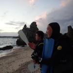 ダイビング意欲が止まりません!夜の海へ   ダイブナッツブログ