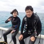 ダイビングとゲストさんと時々アニマル   ダイブナッツブログ