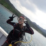 強い北東の風!波高4m予報だって潜れる海がここにはあるじゃないか!   ダイブナッツブログ