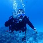 久し振りの水納島は貸切ダイビング☆  ダイブナッツブログ