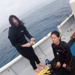 ヨッシーオクモ、強制水納島3ボートダイブの巻     ダイブナッツブログ