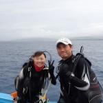 水納島意外と賑わっとるやないか   ダイブナッツブログ