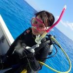 水納島も瀬底島も行けるこの季節は最高☆   ダイブナッツブログ