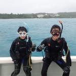 水納島に行きたい!!けど波とうねりが〜・・・でも瀬底まアリ寄りアリ!   ダイブナッツブログ