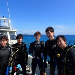 若きダイバー誕生☆そして伊江島遠征も!   ダイブナッツブログ