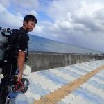 シィさんと遠征ビーチFUNダイビング! IN 砂辺   ダイブナッツブログ