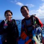 水納でも伊江島でも亀三昧☆   ダイブナッツブログ