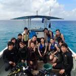 ビーチにボートにFUN・体験・OWD!!   ダイブナッツブログ