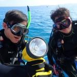 水納島三昧からのサンセットビーチ&ナイトダイビング☆  ダイブナッツブログ
