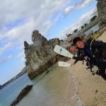 ツアー終わりの、がっつりビーチ&ボート&ナイトダイビング☆    ダイブナッツブログ